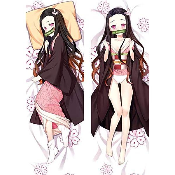 29.7*42cm Anime Demon Slayer Kamado Nezuko Wall Art Decor Painting DmUjB QeOOd