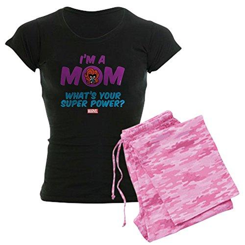 (CafePress Marvel Mom Medusa Womens Novelty Cotton Pajama Set, Comfortable PJ Sleepwear)