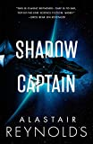 Book cover from Shadow Captain by Alastair Reynolds
