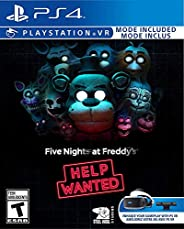 Five Nights at Freddy's: Help Wanted (PS4) - PlayStati