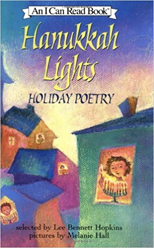 Amazoncom Hanukkah Lights Holiday Poetry I Can Read Book 2