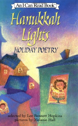 Hanukkah Lights: Holiday Poetry (I Can Read Book 2) pdf epub