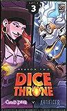 Cursed Pirate Vs Artificer - Dice Throne: Season Two Board Game