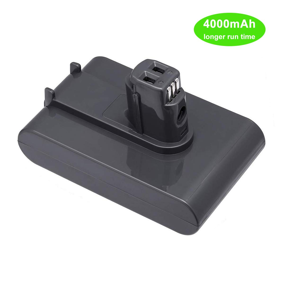 22.2V 4.0Ah DC31 Lithium Replacement Battery for Dyson 22.2V DC34 DC35 DC31 DC44 (Not Fit Type B, DC44 MK2) 917083-01 Handheld Vacuum by SHGEEN