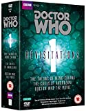 Doctor Who Revisitations (Vol. 1) - 7-DVD Box Set ( The Talons of Weng-Chiang / The Caves of Androzani / Doctor Who: The Movie ) [ NON-USA FORMAT, PAL, Reg.2.4 Import - United Kingdom ]