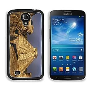 HWRU Mayan Aztec Temple in Mexico Samsung Galaxy Mega 6.3 Cover Premium Aluminum Design TPU Case Open Ports Customized Made to Order