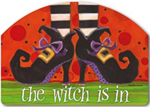 [Yard Design If The Shoe Fits Yard Sign 71055] (Halloween Yard)