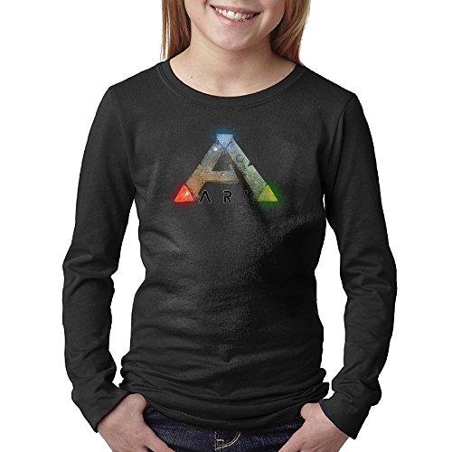 Price comparison product image ARK Survival Evolved Teen Long Sleeves T Shirt Retro T