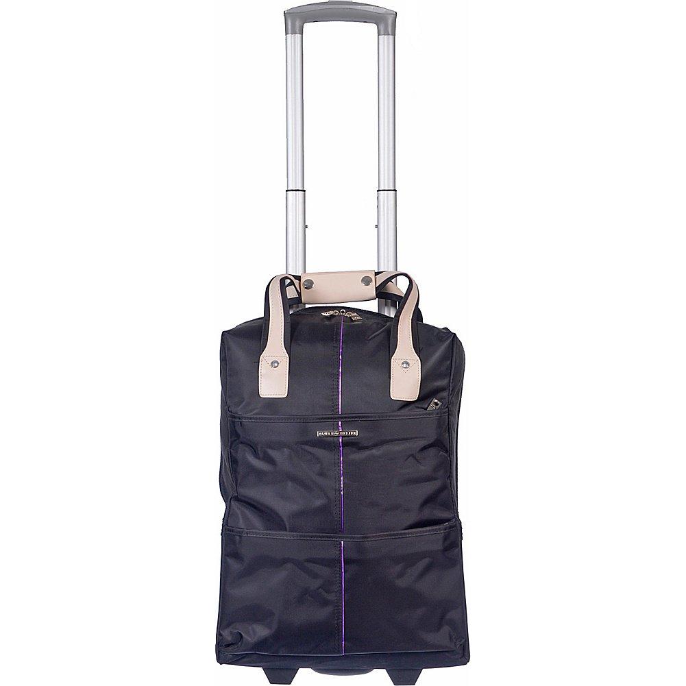 Black Club Rochelier Trolley Travel Bag