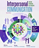 img - for Interpersonal Communication: Building Rewarding Relationships book / textbook / text book