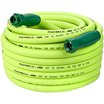 flexzilla garden hose with swivelgrip 58 in x 75 ft heavy - Garden Hose