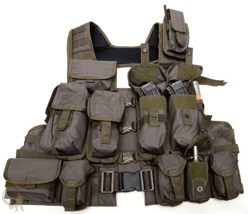 Russian Military GRANITE Tactical Assault Vest SET by SOTNIK by Sotnic by Sotnic