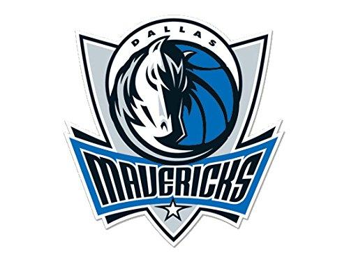 NBA Dallas Mavericks Die-Cut Color Decal, 8
