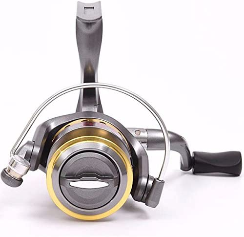 LaDicha Leo Le Series 1000-7000 Metal Spinning Carrete De Pesca 8 ...