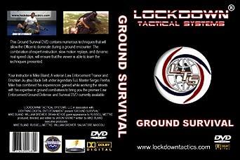 Amazon com: Lockdown Ground Survival/Police Ground Fighting