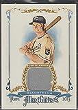 2013 Allen & Ginter's Johnny Giavotella Royals Game Used Jersey Baseball Card #AGR-JG