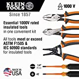 Klein Tools 94130 1000V Insulated Screwdriver Tool