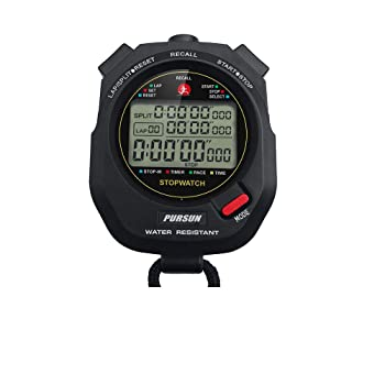 QWM Professional Swimming Stopwatch