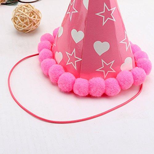 Pinzhi tapas de cono de papel Sombreros Para Vestir a las ...