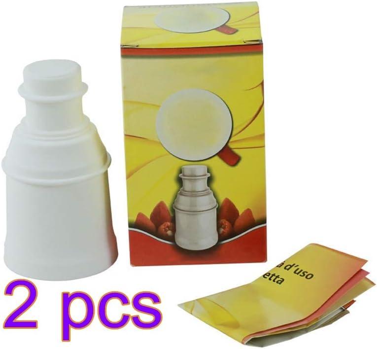 Polpetta YChoice365 1 Pezzi Maker Palla di Riso Stampo di Riso Non Tossico Pratico Multiuso Arancini Maker per Arancini Palla di Riso Bianco 16,6 * 9,8 * 9,6 Cm
