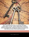 Die Slowinzen und Lebakaschuben, Franz Oskar Tetzner, 1144367530