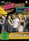 Köln 50667 - Staffel 3 (Folge 41-60) [Limited Edition] [4 DVDs]