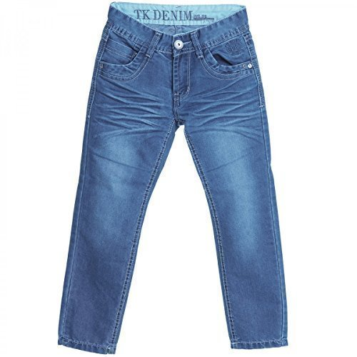 TK DENIM Jeans-Pantalones vaqueros para niños pequeños para ...