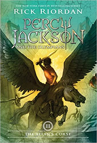 The Titan's Curse (Percy Jackson and the Olympians, Book 3