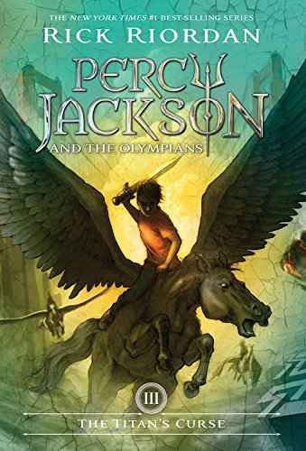 The Titan's Curse (Percy Jackson and the Olympians, Book 3) Cup Christmas Tea Book