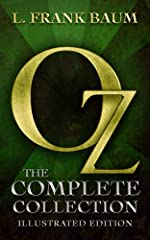 Welcome to the Wonderful World of Oz!Fans of L. Frank Baum's Oz books, you are in for a treat. Collected here is the ultimate Kindle edition of the beloved series starring such timeless characters as Dorothy, the Tin Man, the Scarecrow, the C...