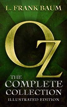 Oz Collection Illustrated Frank Baum ebook