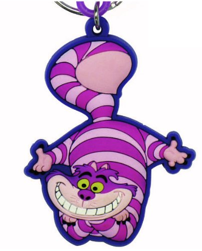 Disney Cheshire Cat Laser Cut Keyring