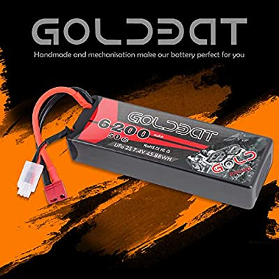 1500mAh 3S 11.1V 100C Softcase Lipo Battery Pack With XT60 Plug For Axial Capra,