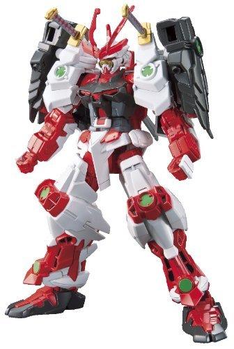 Bandai Hobby HGBF Sengoku Astay Gundam Action Figure by Bandai Hobby