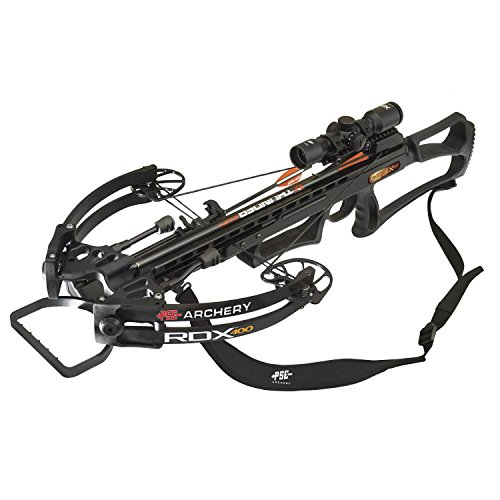 PSE RDX-400 Crossbow Package, Black