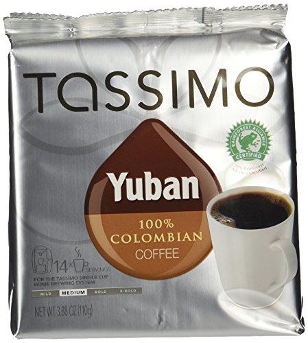 yuban tassimo pods - 6