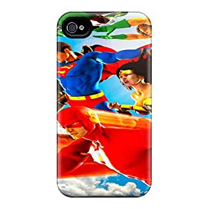 New Arrival Cases Specially Design For Iphone 6 (justice League)