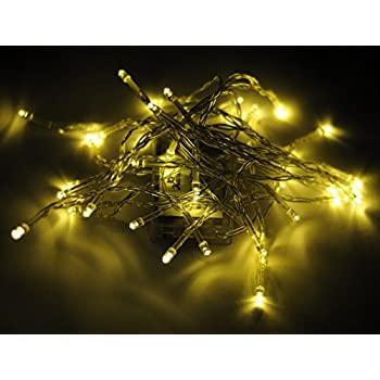 Karlling battery operated warm white 40 led fairy light string karlling battery operated warm white 40 led fairy light string wedding party xmas christmas decorations aloadofball Choice Image