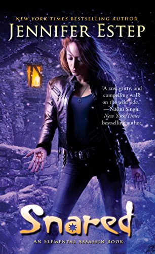 book cover of Snared