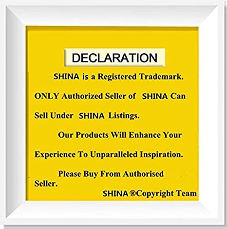 SHINA 50pcs 7 120 GRIT Sanding Discs Hook Loop Backed Aluminum Oxide Sandpaper SDisc-7inch-120x50pc-US