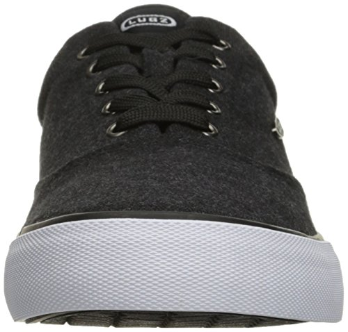 Men's White Black Fashion Sneaker Lugz Seabrook 4XpnxqId