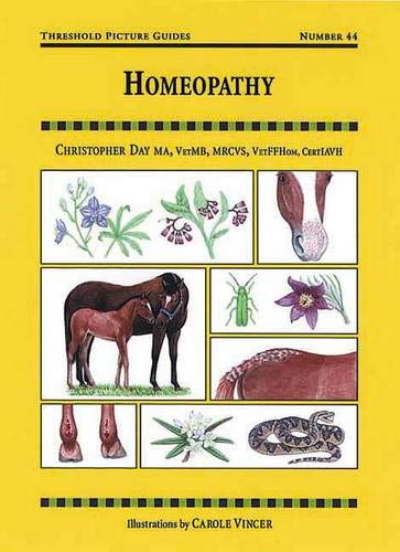 Homeopathy: Threshold Picture Guide No 44 (Threshold Picture Guides)