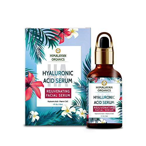 LD Himalayan Organics Hyaluronic Acid Serum for face Capture Y