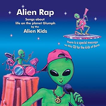 Amazoncom Alien Rap Music