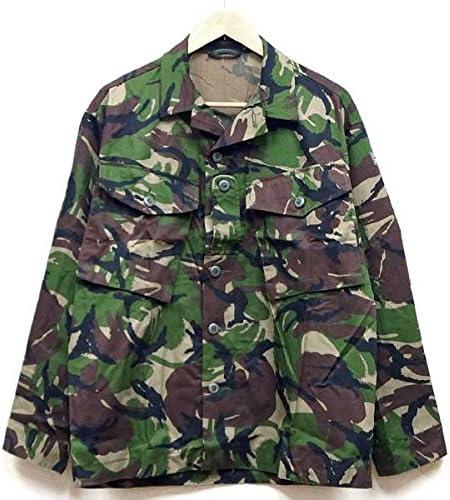 実物 イギリス軍 フィールドジャケット 2000年代 DPMカモ
