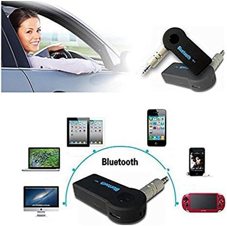 Bluetooth Musik-Audio Receiver Stereo Adapter f/¨/¹r Auto AUX IN Heimlautsprecher-MP3
