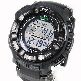 e26e61d956 Amazon | CASIO カシオ PRO TREK プロトレック メンズ 腕時計 デジタル 電波 ソーラー PRW-2500-1AER 海外モデル  [時計] 逆輸入品 | メンズ腕時計 | 腕時計 通販