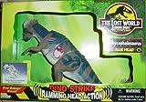 Jurassic Park The Lost World Dino Strike Pachycephalosauras (Ram Head)