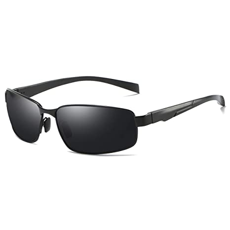 6fd732b46e0 Image Unavailable. Image not available for. Color  FSK Polarized Sunglasses  for Men 2018 ...
