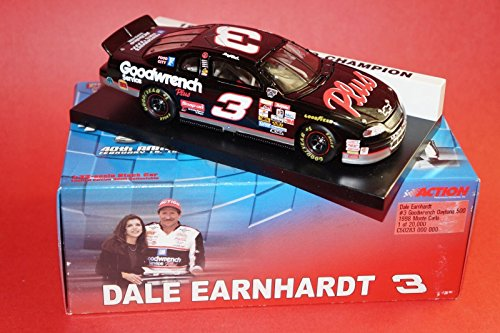 1/32nd Scale Daytona 500 Win Dale Earnhardt #3 1998 GM Goodwrench Plus Hood Opens Action Racing Collectables ARC Limited Edition ()